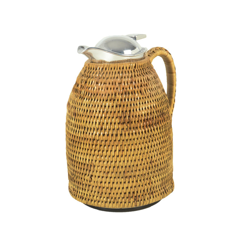 Rattan Thermos Laia Antique 1 lt