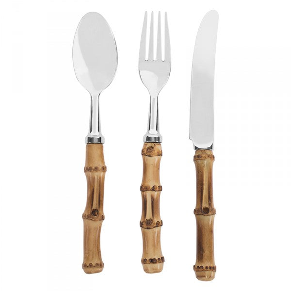 Natural Bamboo Dinner set