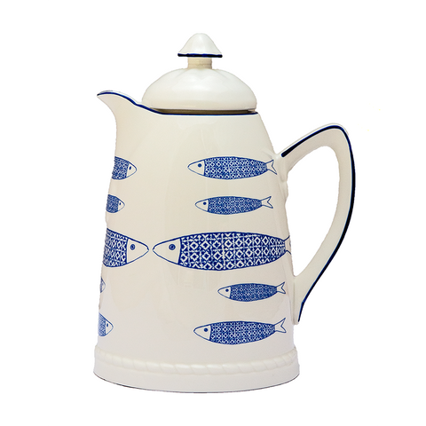 Porcelain Thermos Fish