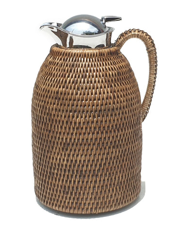 Rattan Thermos Laia Antique 1,5 lt