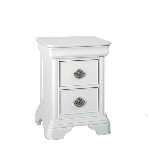 Mayfair 2 Drawer Nightstand