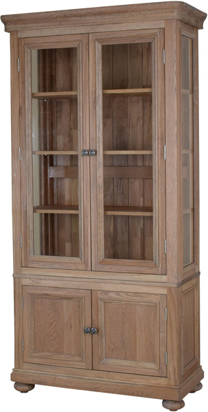 Hillford Glass Display Cabinet