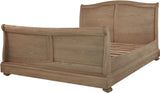 Hillford Double Sleigh Bed