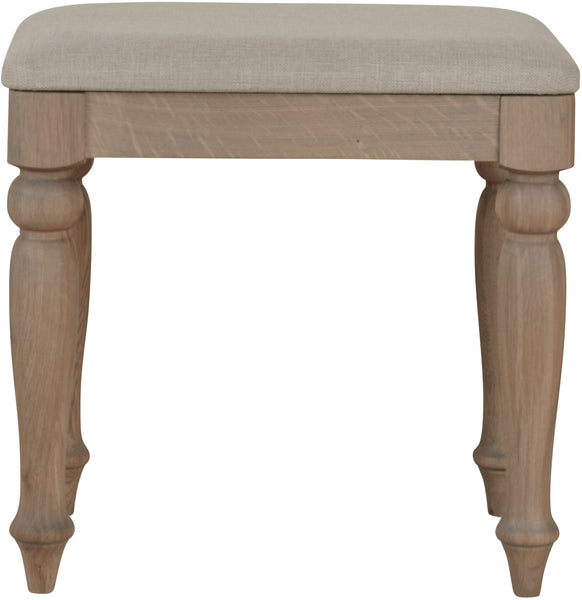 Hillford Dressing Table Stool