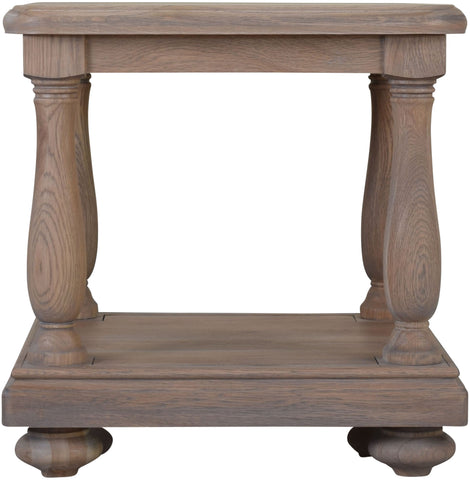 Hillford Side Table (No Shelf)