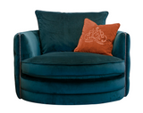 Roxy Chair in Venetian Honeycreeper