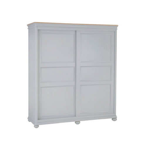 Milan Sliding Door Wardrobe