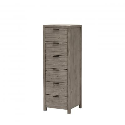 Como 6 Drawer Tall Chest
