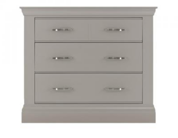 Fontaine 2+2 Drawer Chest