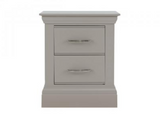Fontaine Large 2 Drawer Bedside