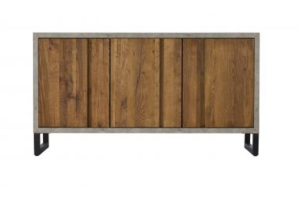 Carnaby Wide Sideboard with Alternative Legs