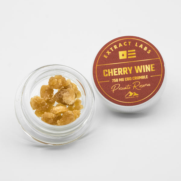 Extract Labs-Crumble: Cherry Wine