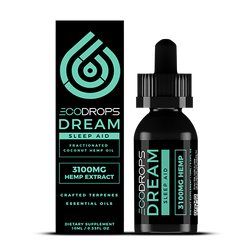 CBD Drip ECODrops Dream 10mL