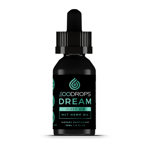 CBD Drip ECODrops Dream 30mL