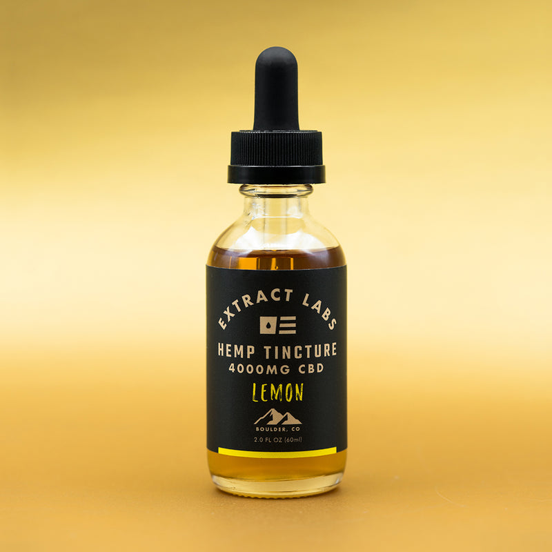 Extract Labs - 30mL - 4000mg