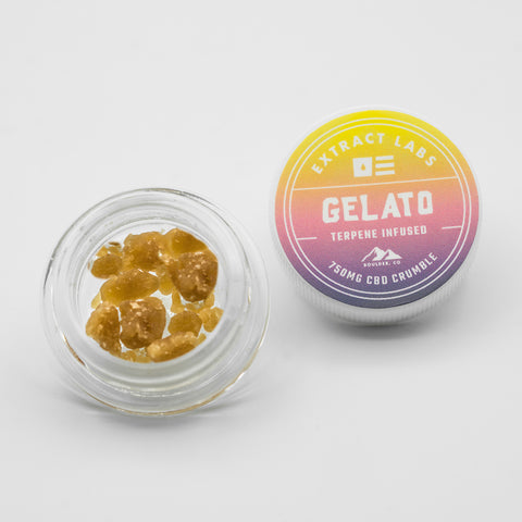 Extract Labs-Crumble: Gelato
