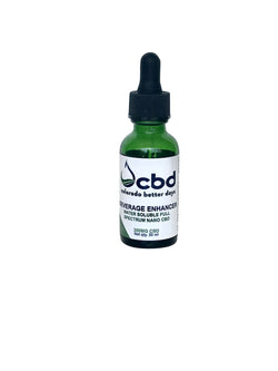 Colorado Better Days Nano CBD Beverage Enhancer