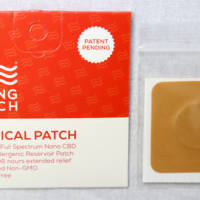 CBD Living Topical Patch 60 mg