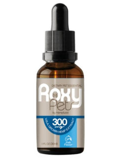 Roxy Pets for Cats Whole-Plant CBD 300mg