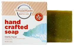 WholeMade Soap - Clarity Facial