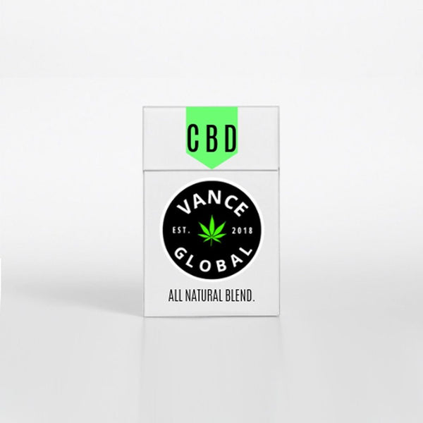 Vance Global Hemp Cigarettes
