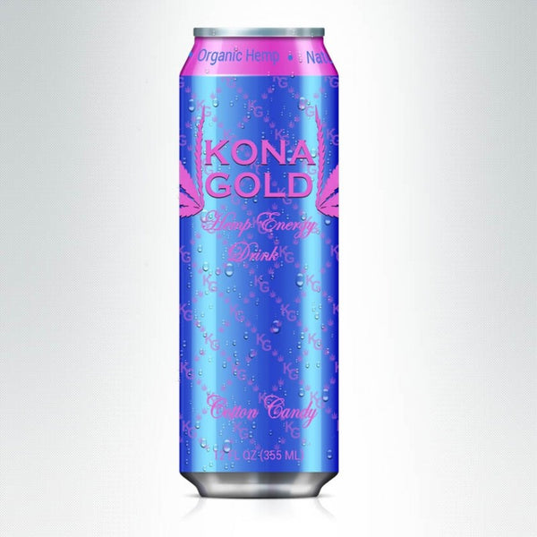 Kona Gold Cotton Candy