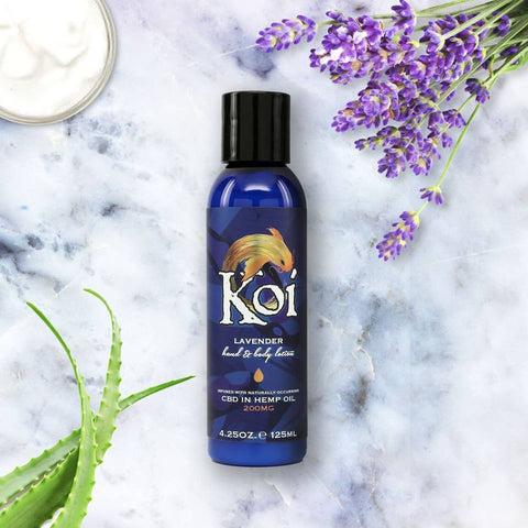 Koi Hand & body Lotion