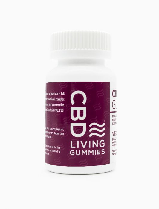 CBD Living Gummies - Vegan