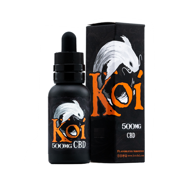 Koi CBD 500mg/1000mg - Flavorless Additive