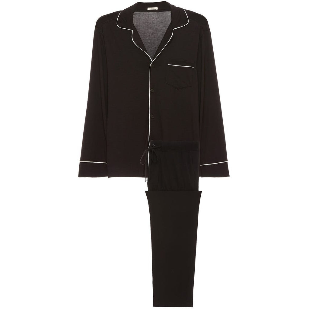 Men's Eberjey William's PJ / Lounge Set Black