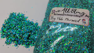 Big Holo Mermaid  #201500030