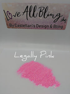 Legally Pink