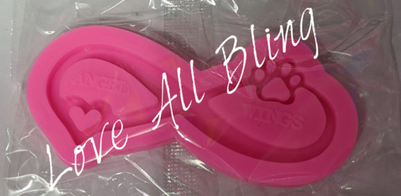 Infinity Puppy Love Silicone Mold