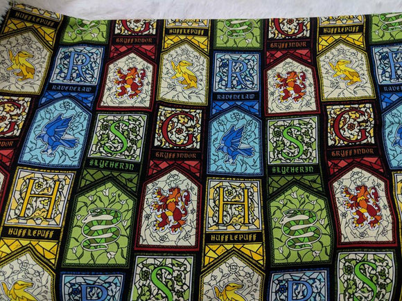 HP Houses Fabric
