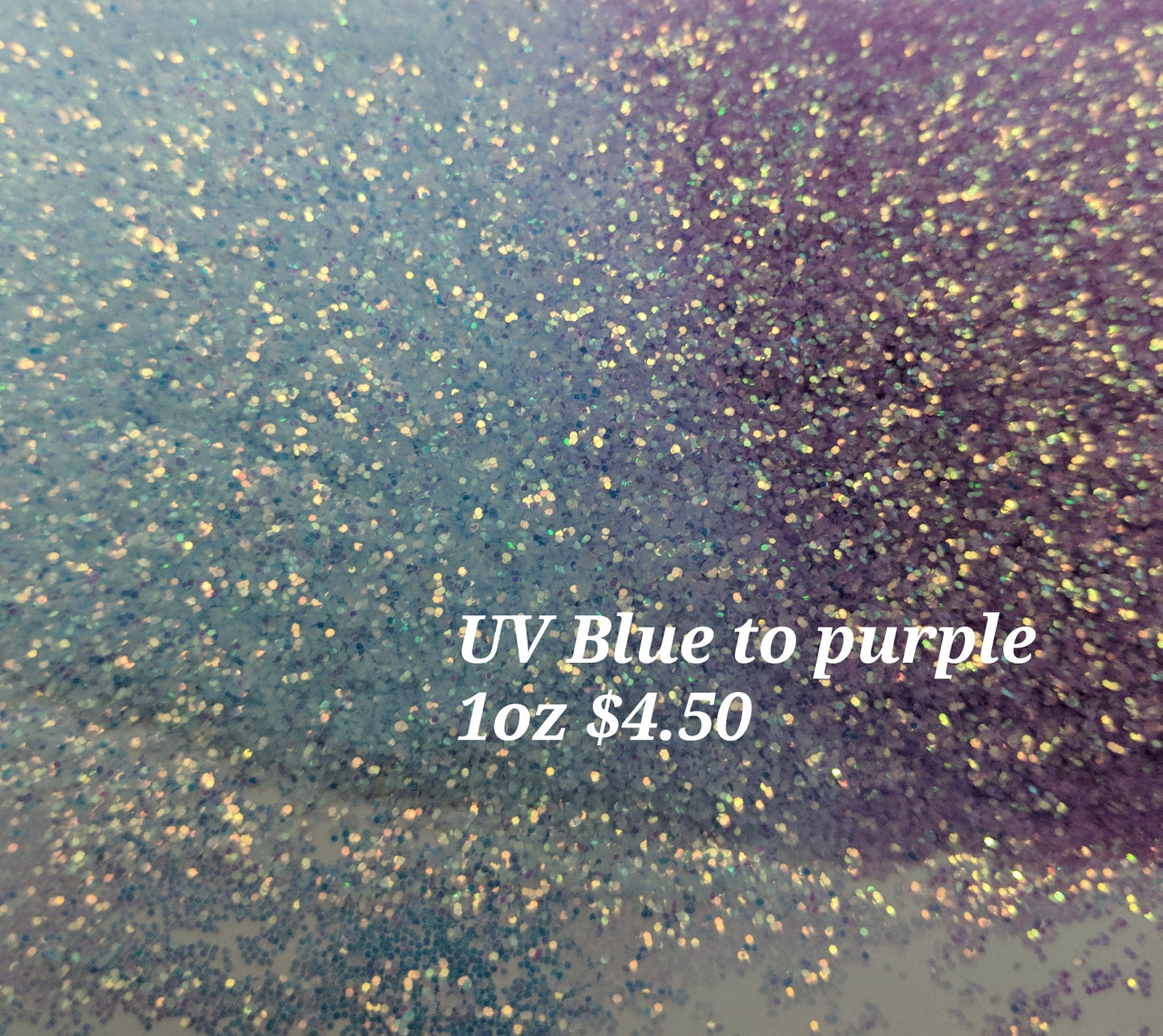 UV Blue to Purple