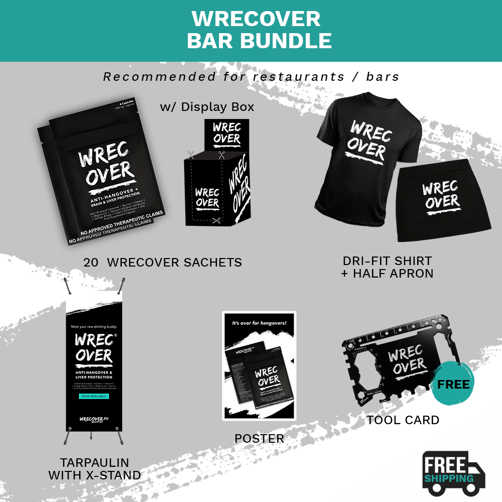 WrecOver Bar Bundle