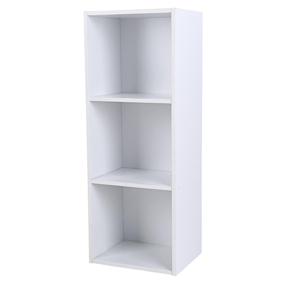 home and office storage. 3 And 4 Shelf Wood Bookcase Storage For Home Office