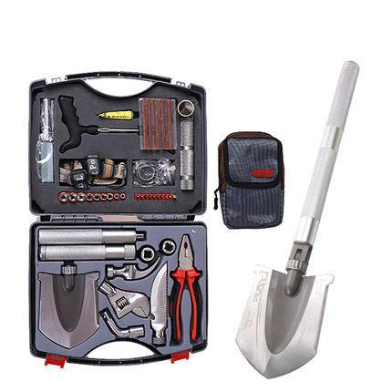 Multi-function Folding Shovel Combination Tools Kit