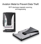 Theft Proof Anti-RFID Universal Wallet - [Voted World's Best]