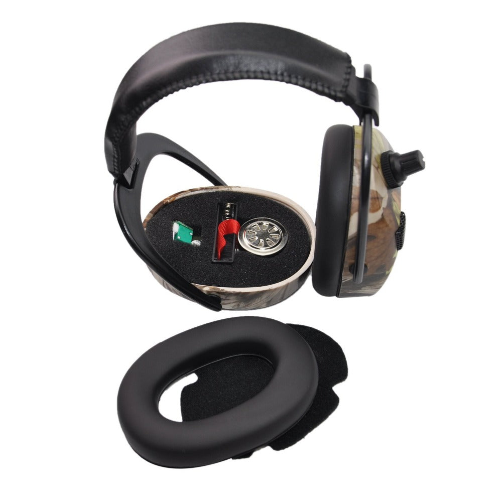 Tactical Ear Protection Hunting Headset