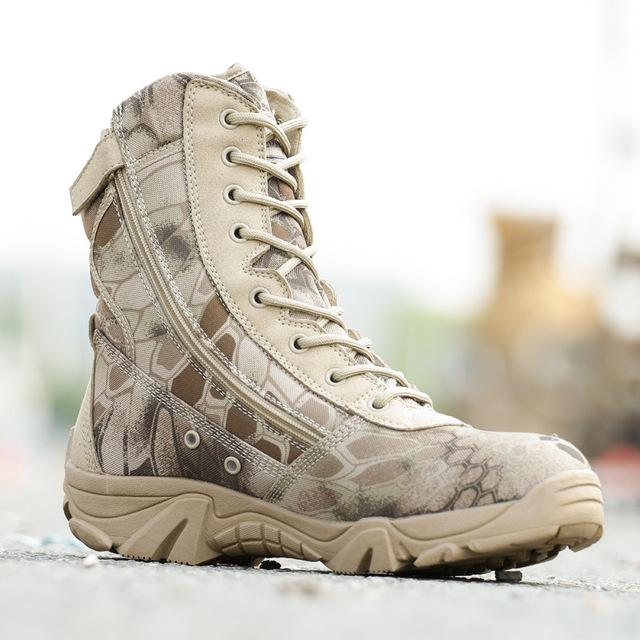 2018 WATERPROOF TACTICAL HUNTING BOOTS