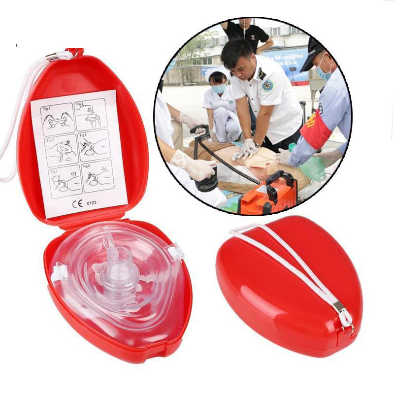 CPR First Aid Mask Protector