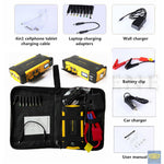 Super Power Portable Car Jump Starter Power Bank 600A