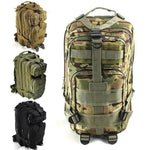 30L MILITARY TACTICAL BACKPACK