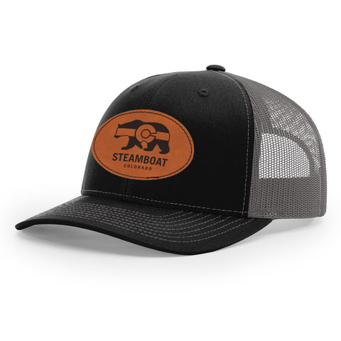 Steamboat Colorado Bear Patch Trucker