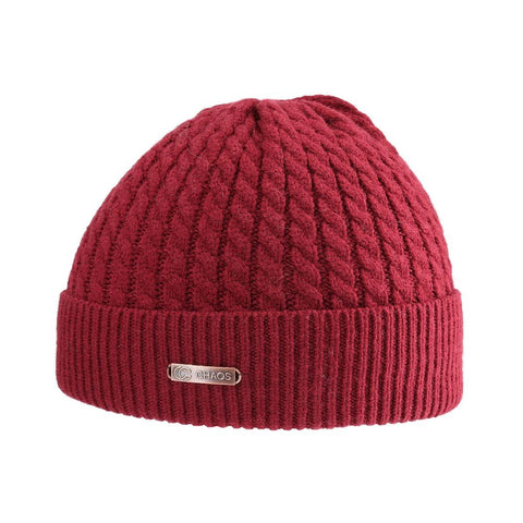 Shelly - Cable Knit Beanie