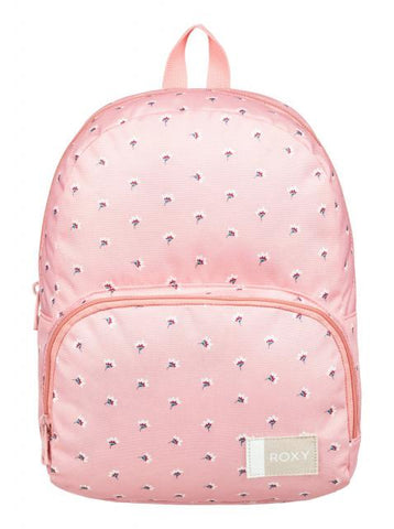 Roxy Always Core Backpack - Peaches N Cream / Flower Twist