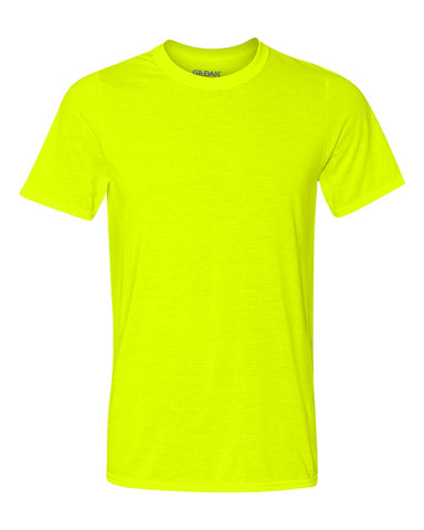 Gildan - Performance™ Tee (LOT of 78) - 42000 - Safety Green