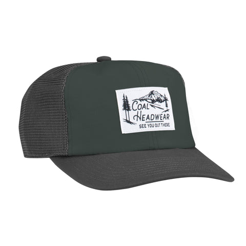 Highland Low Profile Unstructured Trucker
