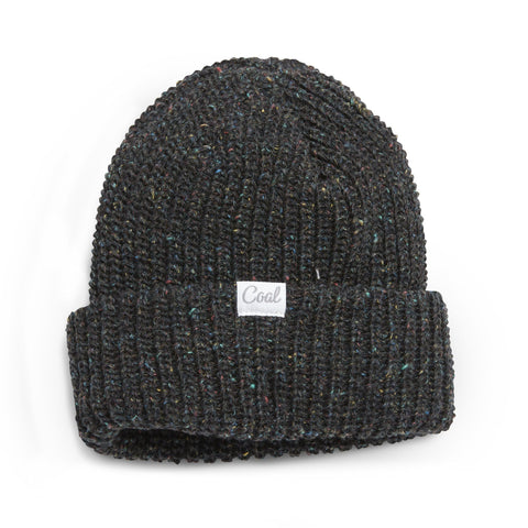 The Edith Rainbow Speckle Knit Beanie